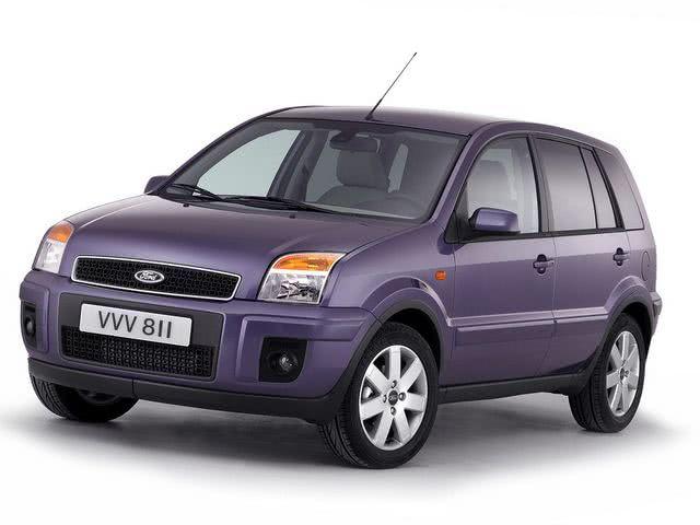 Форд Фьюжн (Ford Fusion)