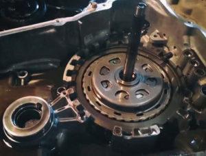 Ремонт АКПП Acura NSX