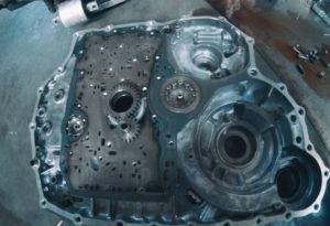 Ремонт АКПП Acura RL