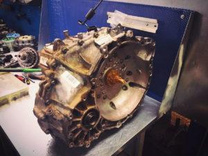 Ремонт АКПП Acura Integra