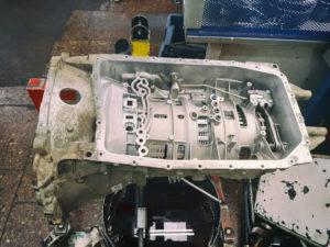 Ремонт АКПП БМВ E46