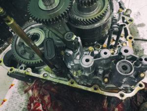 Ремонт АКПП Хонда HR-V