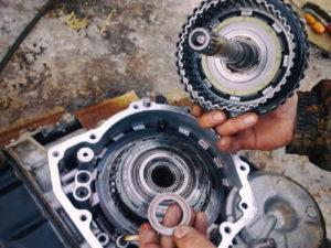 ремонт АКПП Lexus своими руками