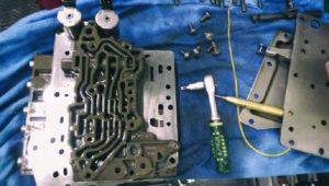 ремонт АКПП Peugeot своими руками